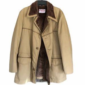 Mcgregor Sportswear Tan Jacket